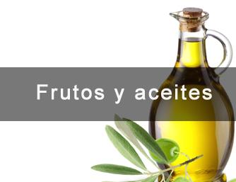 Frutos y aceites
